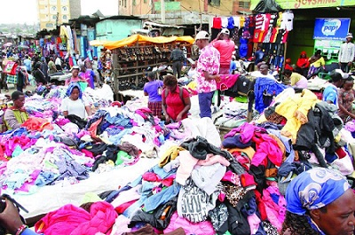 Don't get your knickers in a twist over mtumba panties ban - boss lady