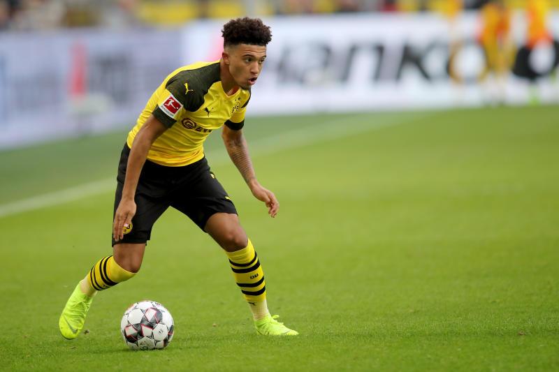 Dortmund 'expect Man United to make Sh14 billion transfer bid' for Sancho