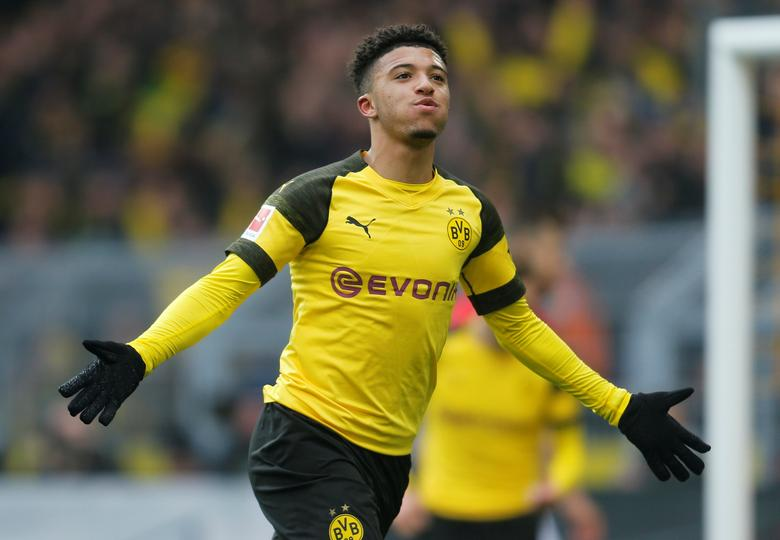 Dortmund insider says he's 'sure' Sancho will complete transfer to Man United