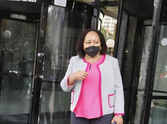 EACC grills Anne Waiguru over Sh52m land bill