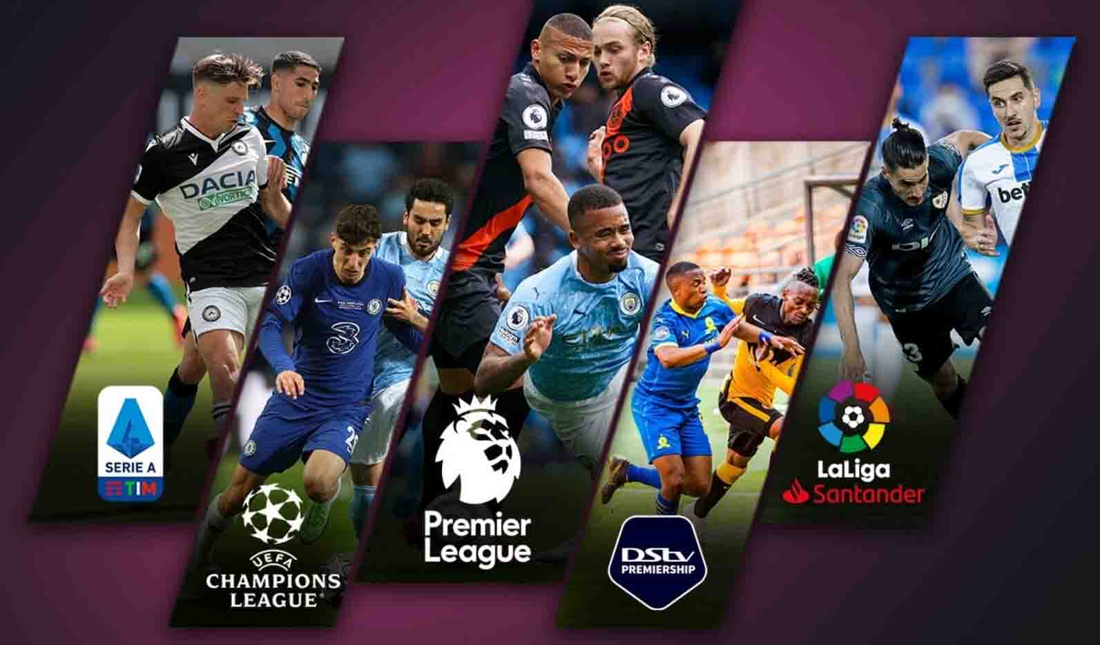 Enjoy all the English Premier League action on Showmax