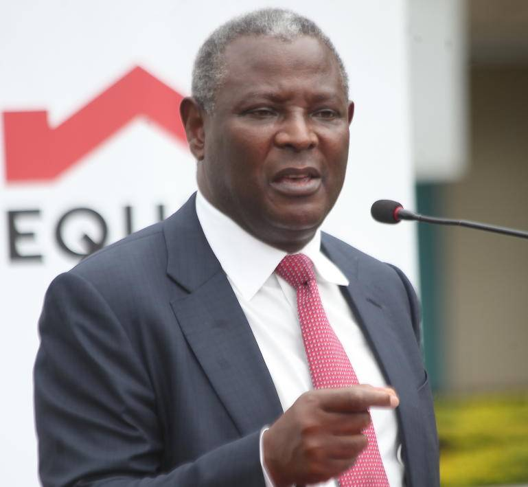 Equity eyes regional footprint after buying Congo lender