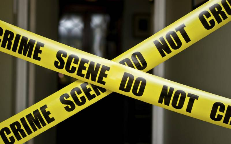 Ex-policeman shot dead in a botched robbery