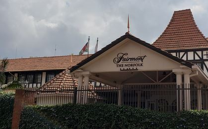 Fairmont hotels and resorts dismisses all employees