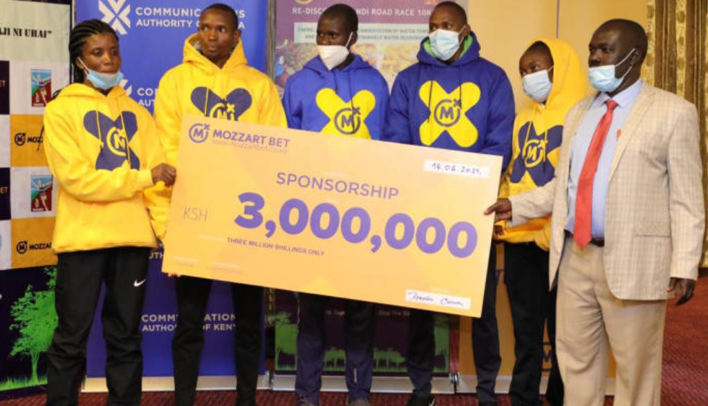 Financial boost for Nandi race