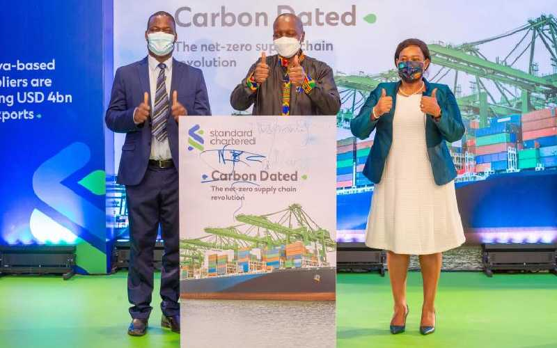 Firms to snub Kenya for not reducing emissions
