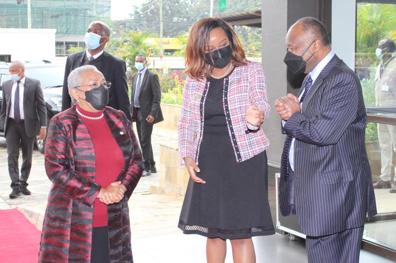 First Lady Margaret Kenyatta calls for greater focus on treatment of mental health