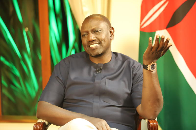 Five hurdles Ruto must overcome in race for State House next year
