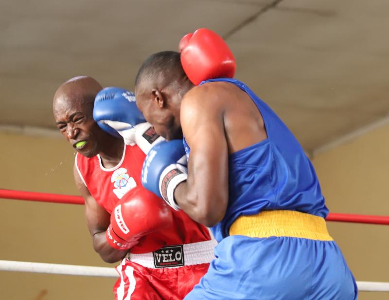 Five Kenyans fall in Russia World Military championships