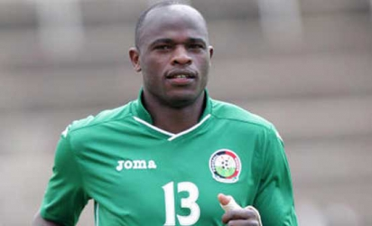Former Harambee Stars captain Dennis Oliech signs deal with Betway