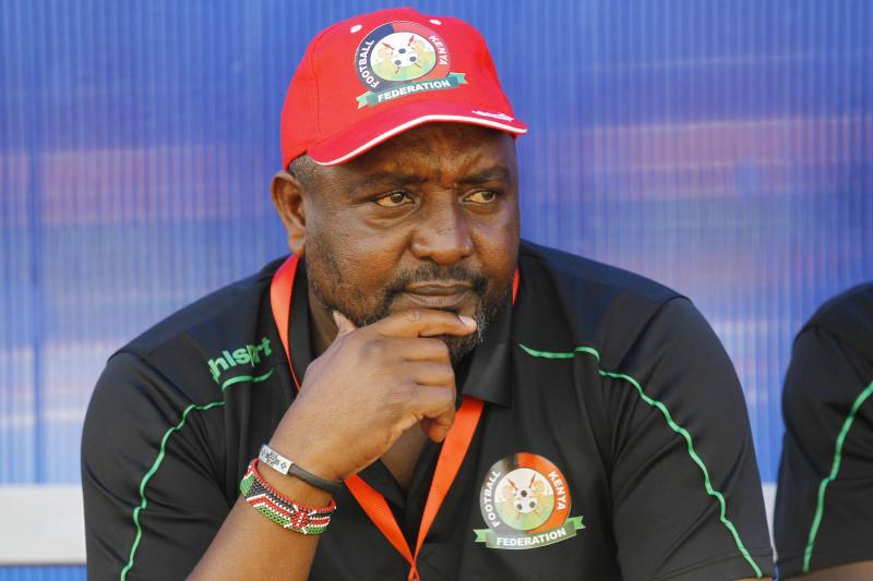 Former Harambee Stars coach Kimanzi lands new job