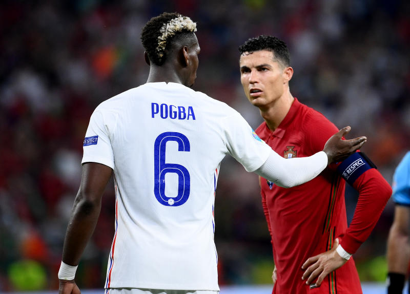 France top group, Portugal squeeze into last 16 after draw