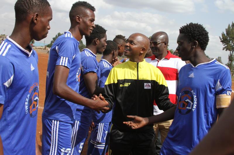 Funding: Gogo Boys get kit sponsorship deal