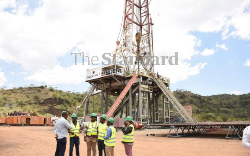 Geothermal company eyes heat parks for Baringo-Silali