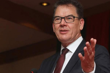 German Minister presents 'Marshall plan' for Africa at summit