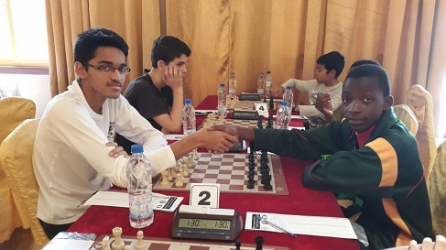 Gohil maintains cool to lift Nairobi Open chess title