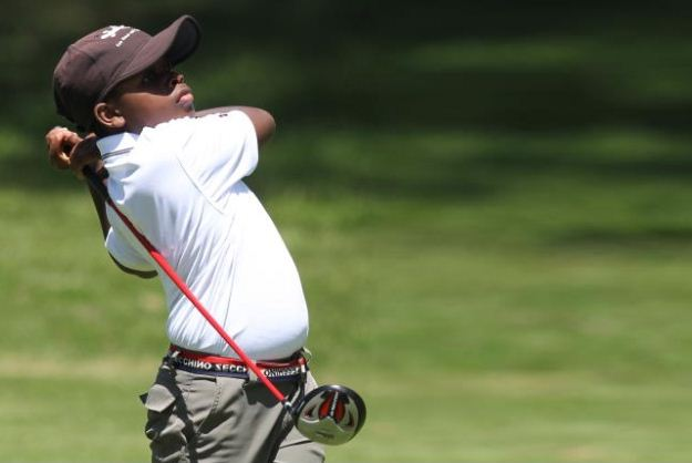 Golf: Youngsters battle for Rome Classic slot