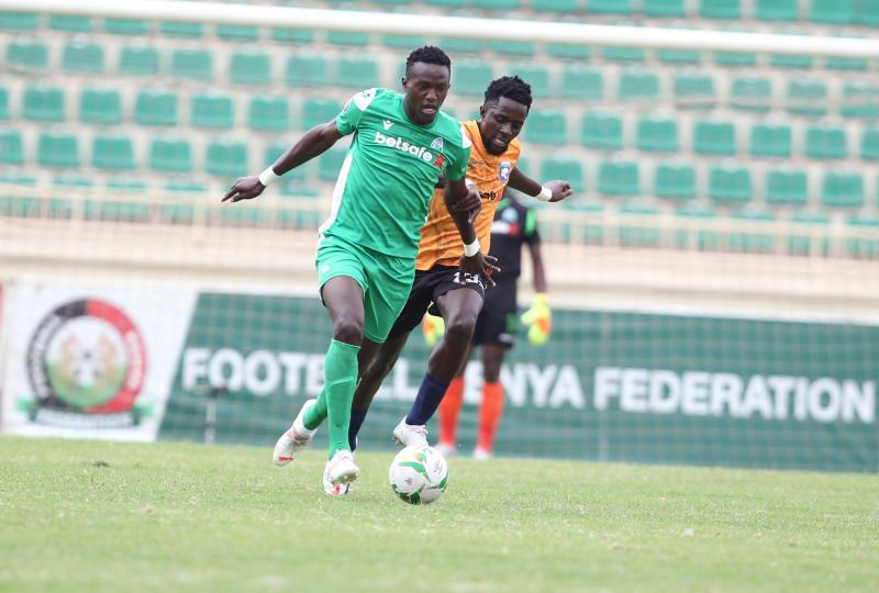 Gor Mahia face Sudan's Merowe in CAF Confederation Cup tie