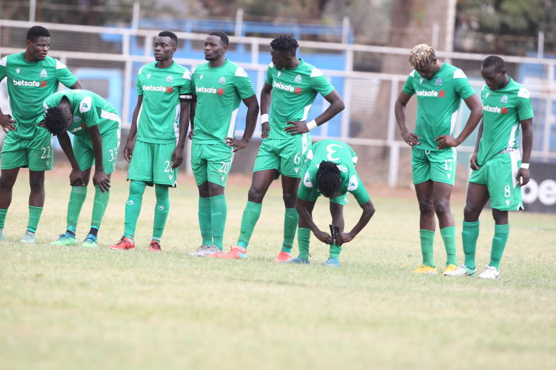"""Gor Mahia to play National Super League side Murang'a Seals in """"handshake derby"""""""