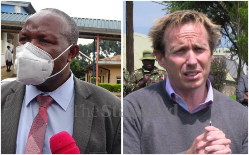 Governor Chepkwony now opposes James Finlay's move to sell flower farm