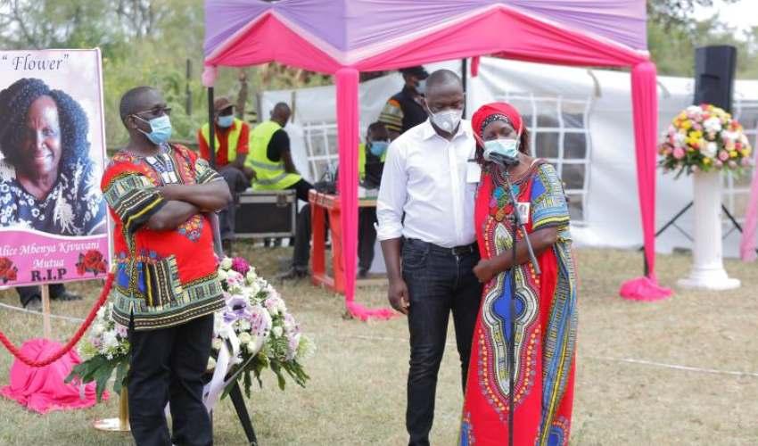 Grieving nurse warns Kenyans 'virus no joke'