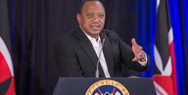 President Uhuru differs with CJ Maraga on budget cut: The Standard