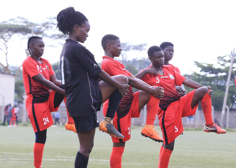 Harambee Starlets start Istanbul assignment with comfortable win