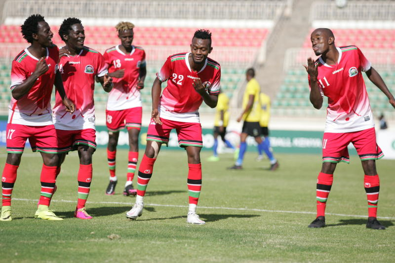 Harambee Stars' World Cup qualification fixtures released