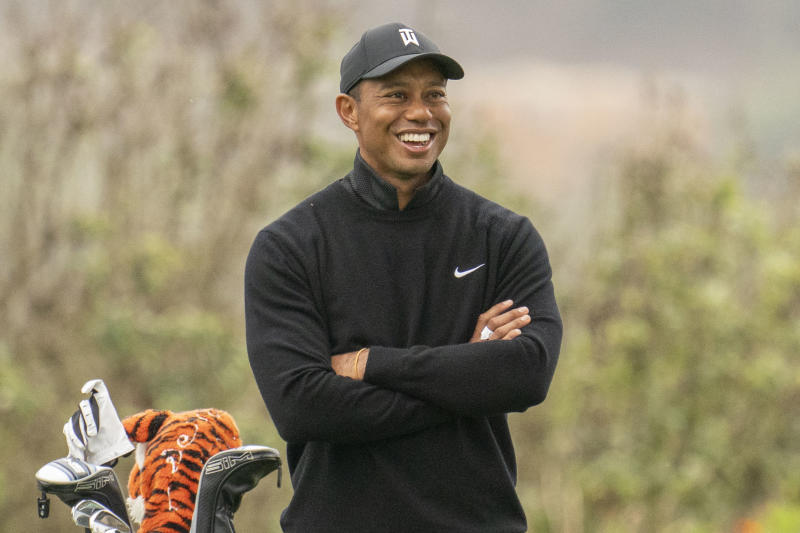 How African American Elder has inspired Woods at the Masters