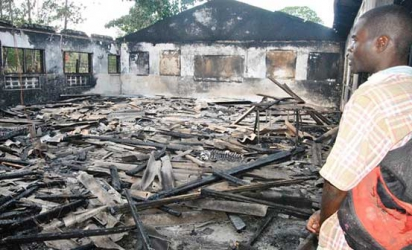 How arsonists fooled police in Malindi school