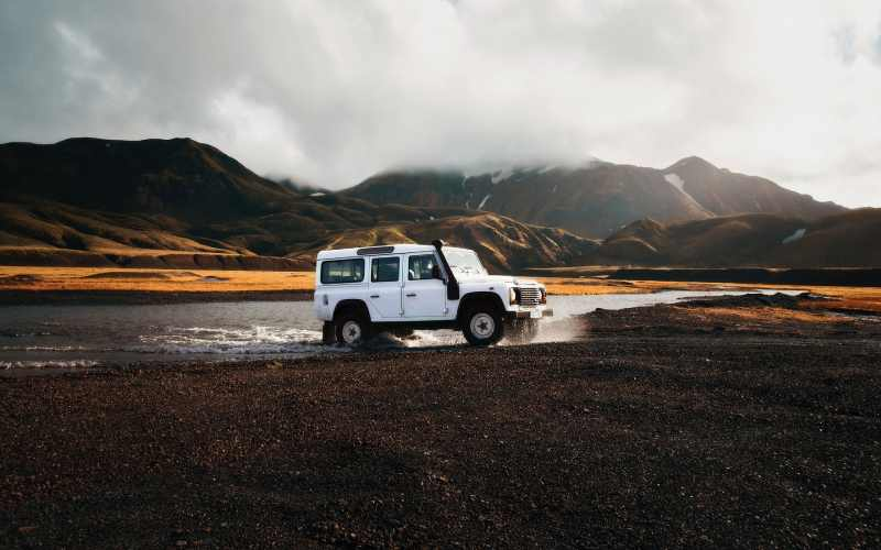 How to choose an ideal safari car