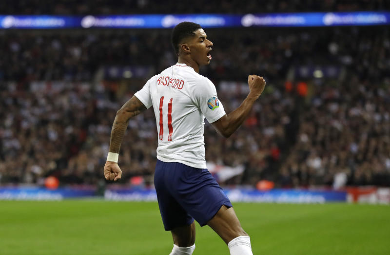 Minister mixes up Marcus Rashford's name while praising school meals win