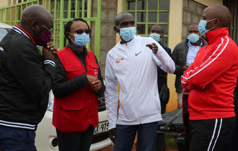 I am going to try to win in London - Eliud Kipchoge vows