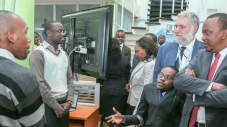 IbizAfrica at Strathmore University on the verge of becoming Kenya's Silicon Savannah