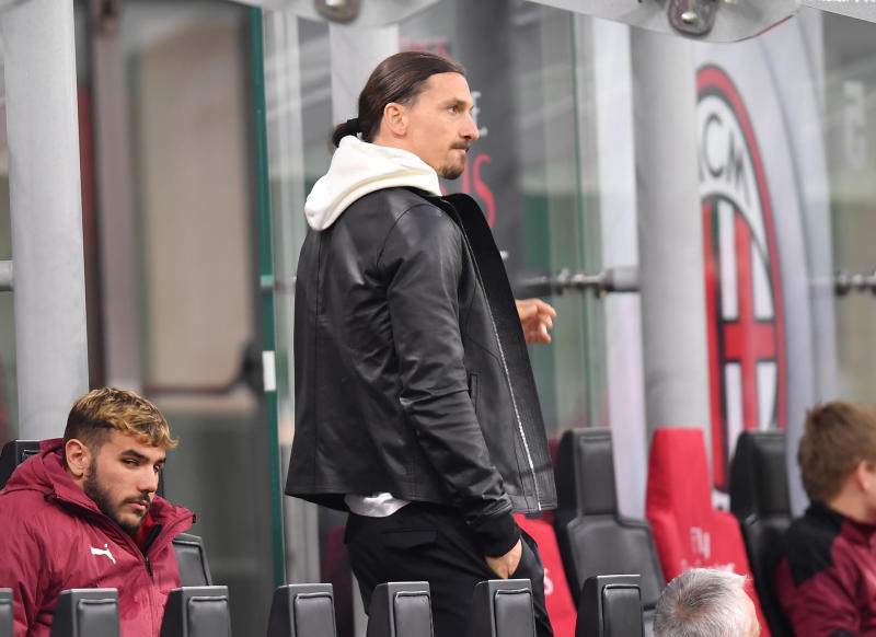 Ibrahimovic to stay at AC Milan for one more year