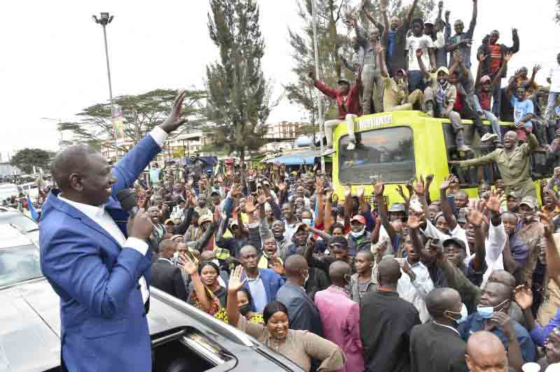 If DP Ruto's bottom-up model is bogus, give us a better idea