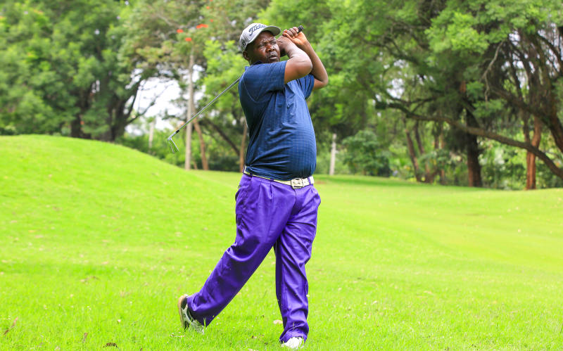 Indiza leads 12-man team to Kenya Open showpiece