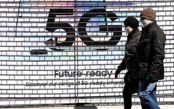 Is 5G technology linked to Covid-19 outbreak?