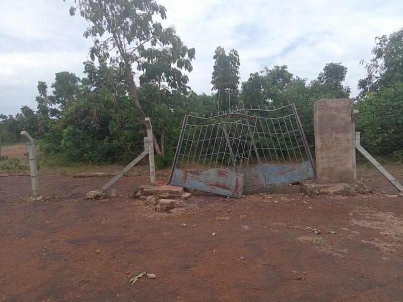Island where 2,000 Mau Mau fighters were held now ruined