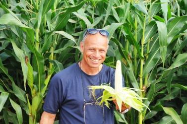 Israeli Envoy Yahel Vilan roots for new technology to improve Kenya's food security