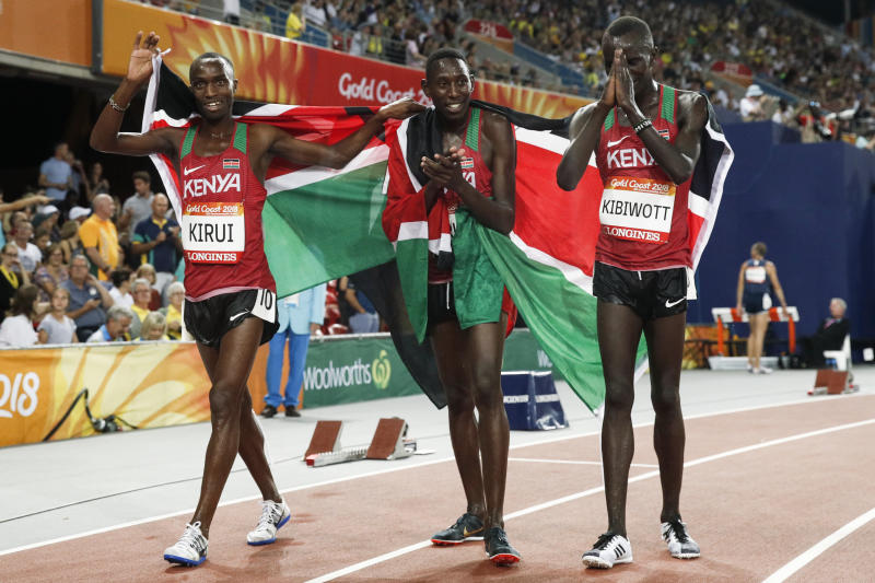 Why Kenyan trio may not win 3000m steeplechase tomorrow