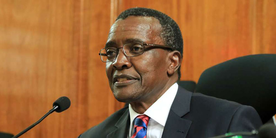 Maraga pushes back Uhuru's Executive Order