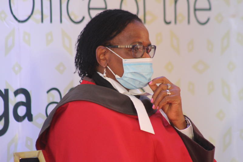 Judiciary has no plans to raise legal fees paid to courts, says Chief Justice Koome