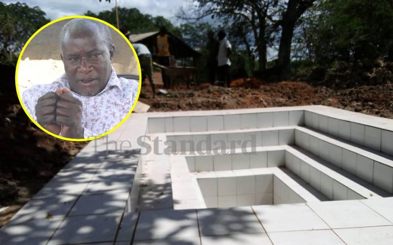 Supremacy battle intensifies ahead of Kalembe Ndile burial