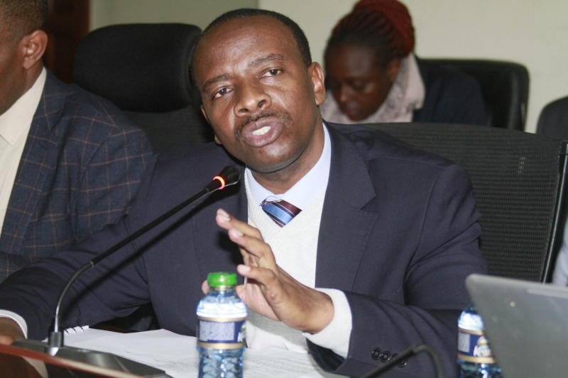 KEBS boss Benard Njiraini arrested