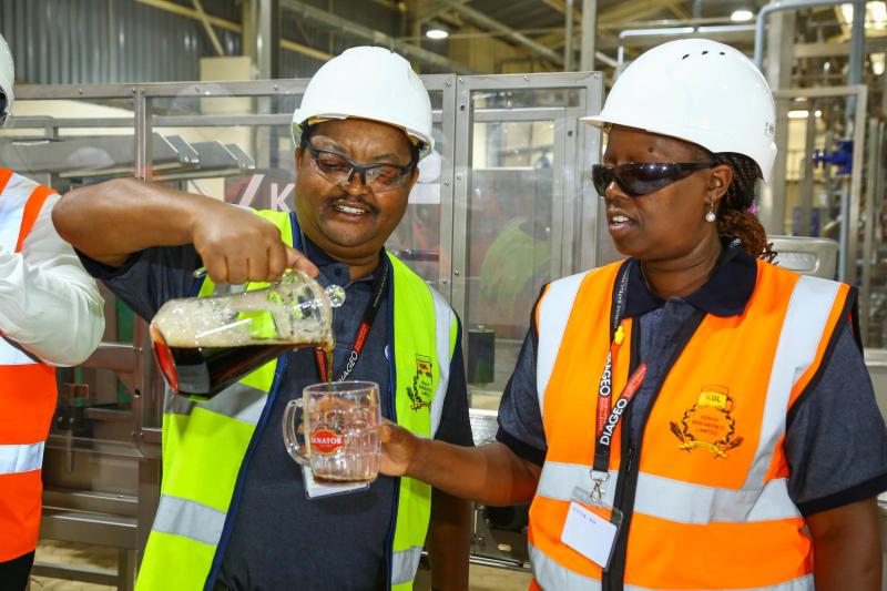 Keg, whisky drive EABL profit growth