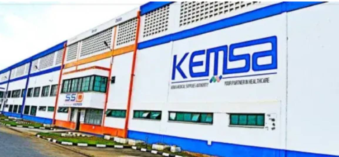 KEMSA board questioned for the second time after raid on offices