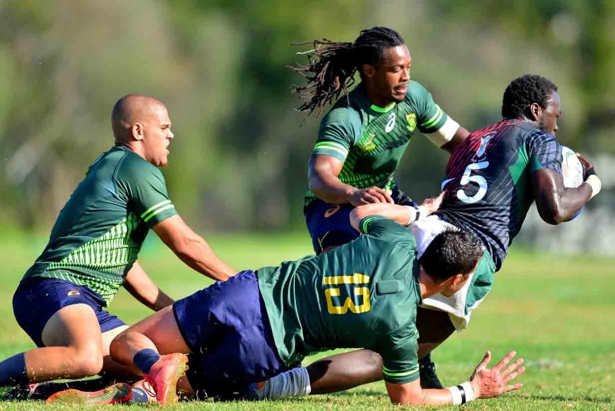 Kenya eye South Africa, Zimbabwe scalp at Rugby Africa Sevens