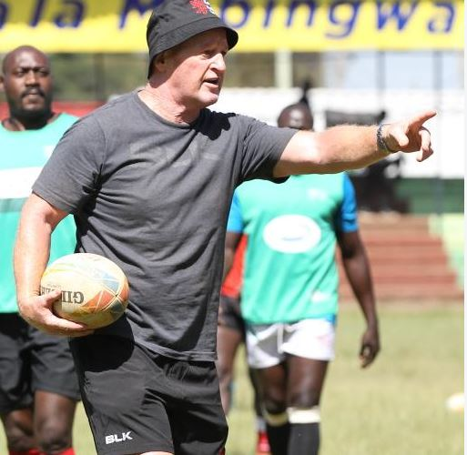Kenya Seven players warned against using gyms and public facility