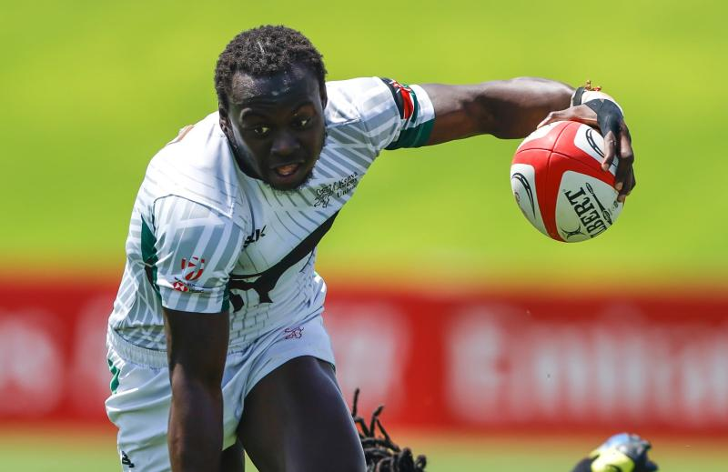Dubai 7s: Kenya Sevens top pool after winning all matches